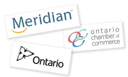 Meridian, Government of Ontario, Ontario Chamber of Commerce